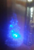 Отдается в дар Ёлочка с подсветкой
