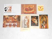 Отдается в дар Ассорти — открытки и другое