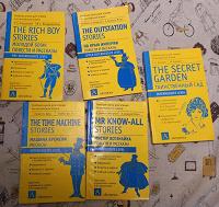 Отдается в дар Учебные книги для чтения на английском языке