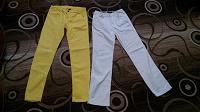 Отдается в дар джинсы 140
