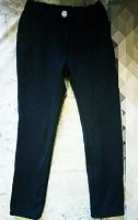 Отдается в дар Школьные утепленные брюки для девочки
