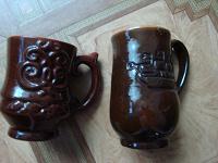 Отдается в дар Кружки керамика