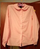 Отдается в дар Розовая блузка S