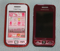 Отдается в дар Телефоны Samsung S5230 — в ремонт