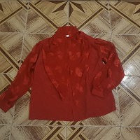Отдается в дар блузка 48-50р-р