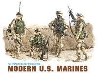Отдается в дар Dragon 3027 Солдаты Modern US Marines