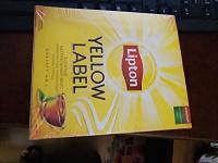 Отдается в дар Липтон. Пакетированный чай