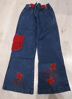 Отдается в дар джинсы девочке 110 р