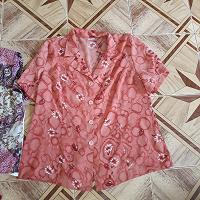 Отдается в дар блузка 54-56
