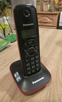Отдается в дар Телефонная трубка Panasonic