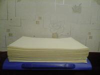 Отдается в дар Большая пачка листов а4 и папка для хранения бумаг