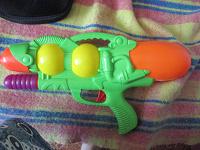 Отдается в дар водяной пистолет