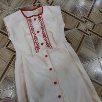 Отдается в дар платье винтаж 50 р-р