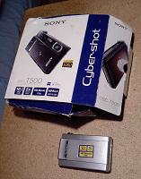 Отдается в дар Фотоаппарат нерабочий Sony