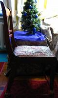 Отдается в дар стул деревянный
