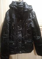 Отдается в дар Куртка женская, р-р 48-50.