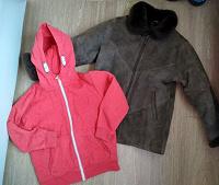Отдается в дар Пакет одежды для девочки начальной школы