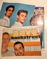 Отдается в дар Плакаты Backstreey Boys