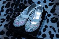 Отдается в дар Туфли босоножки женские сабо шлёпки