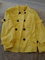 Отдается в дар Курточка легкая