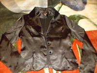 Отдается в дар стильный пиджак р.46
