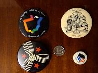 Отдается в дар Советские значки