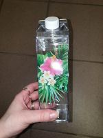 Отдается в дар Новая бутылка 0.5литра