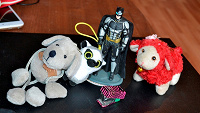 Отдается в дар Бэтмен и его отряд