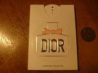 Отдается в дар Пробник арамат dior