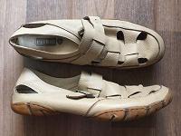 Отдается в дар Мужские сандалии