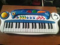 Отдается в дар В дар пианино детское