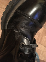 Отдается в дар Ботинки «Camelot»