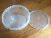 Отдается в дар Контейнеры пластиковые 500мл