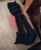 Отдается в дар Шапка и шарфы