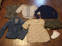 Отдается в дар Одежда для девушек