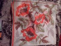 Отдается в дар Ретро платок