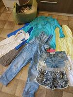 Отдается в дар Женская одежда 42-46