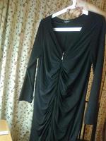 Отдается в дар Чёрное платье Cadrelli 50-52р.
