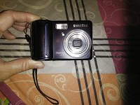 Отдается в дар Фотоаппарат Samsung Digimax S600