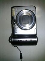Отдается в дар Фотоаппарат Canon PowerShot A620.