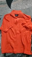 Отдается в дар Оранжевая рубашка S