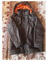 Отдается в дар Куртка зимняя для мальчика 146-152