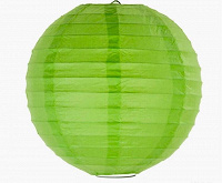 Отдается в дар абажур зеленый бумажный