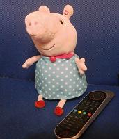 Отдается в дар Свинка Пеппа, со звуком