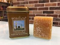 Отдается в дар Арабские сухие духи Hemani Perfume musk jamid — Мускус, ж/б, 30 гр
