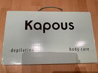 Отдается в дар Набор пробников Kapous для депиляции