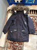 Отдается в дар Зимняя куртка для мальчика. Размер 128.