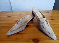 Отдается в дар туфли женские, мюли размер 38