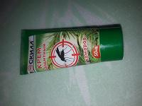 Отдается в дар Крем защитный от комаров