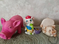 Отдается в дар Свинки в коллекцию